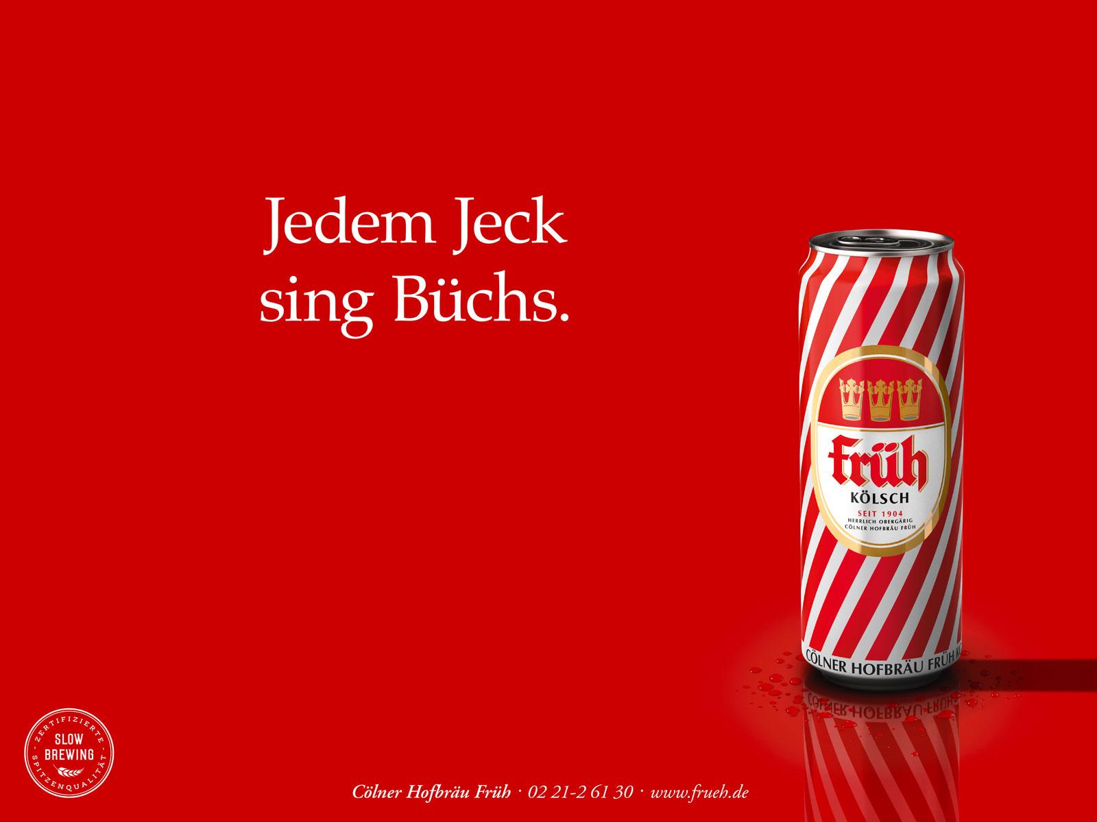 Fruh Werbung Die Legendaren Plakate Von Fruh Kolsch